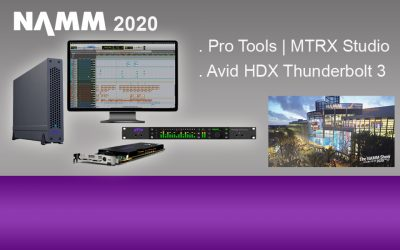 Avid News von der NAMM Show 2020