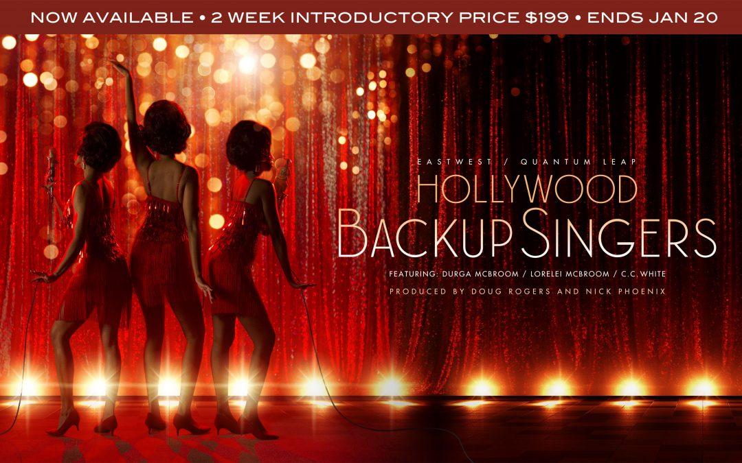 EW Hollywood Backup Singers PROMO
