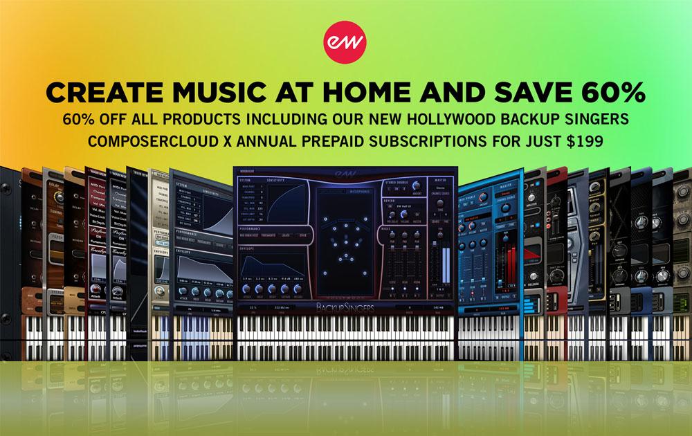 EastWest Promo verlängert bis 15. Juni