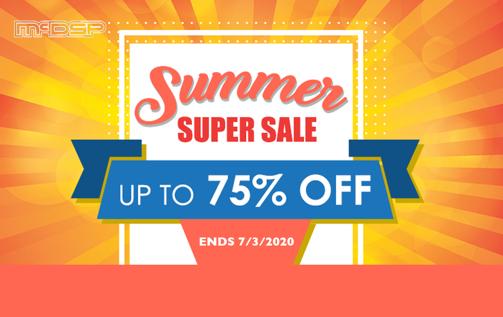 Summer Super Sale Promo until 3th august