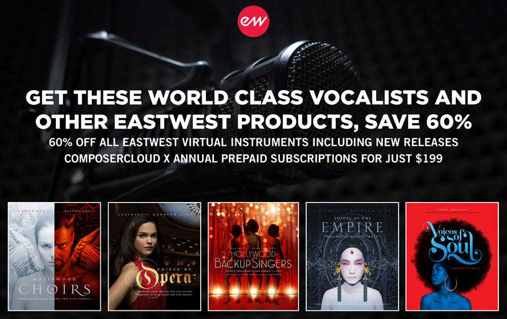 EastWest Promo verlängert bis Ende August