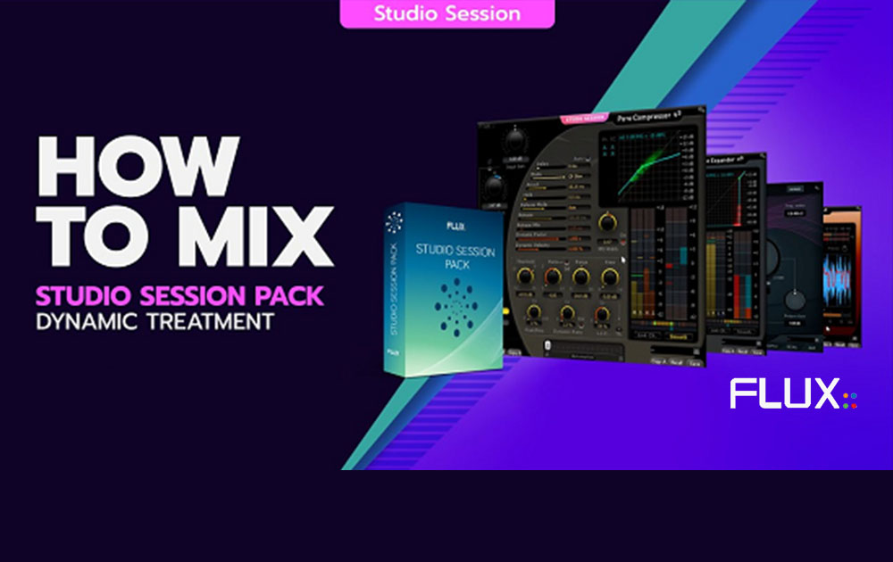 Flux Video Tips – Studio Session Pack