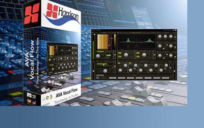 Harrison AVA Vocal Flow Plug-in