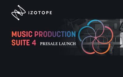 Music Production Suite 4 Presale Launch