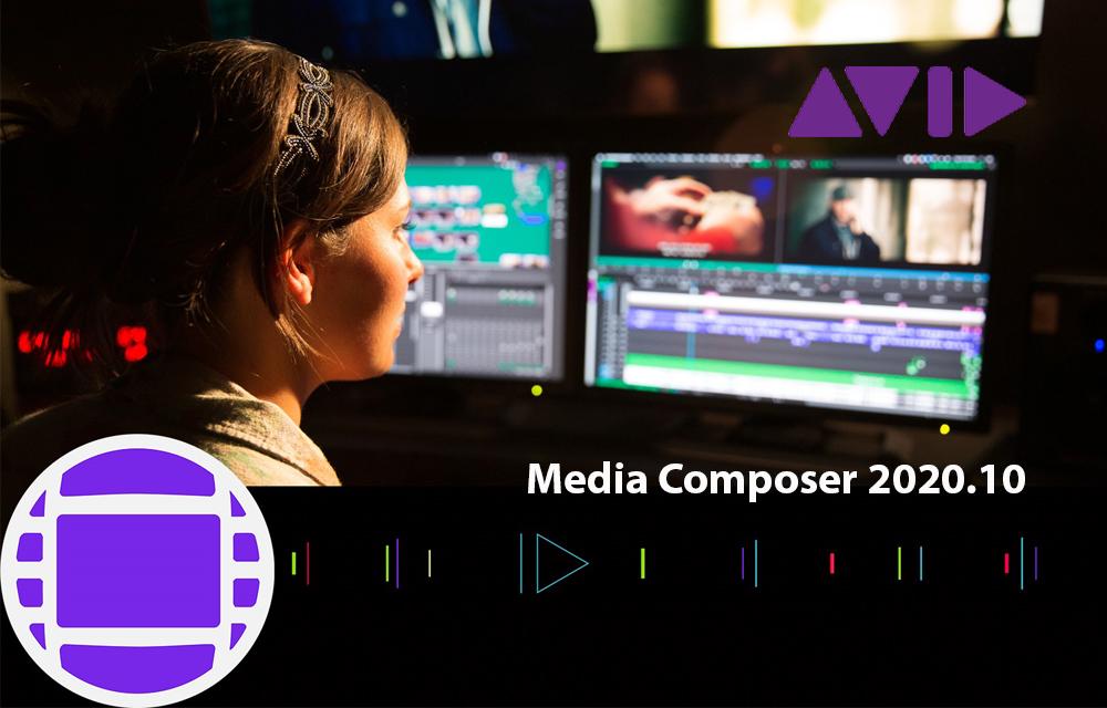 Avid Media Composer 2020.10 verfügbar