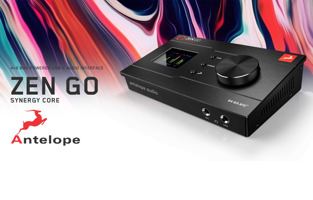 NEU: Antelope Zen Go Synergy Core