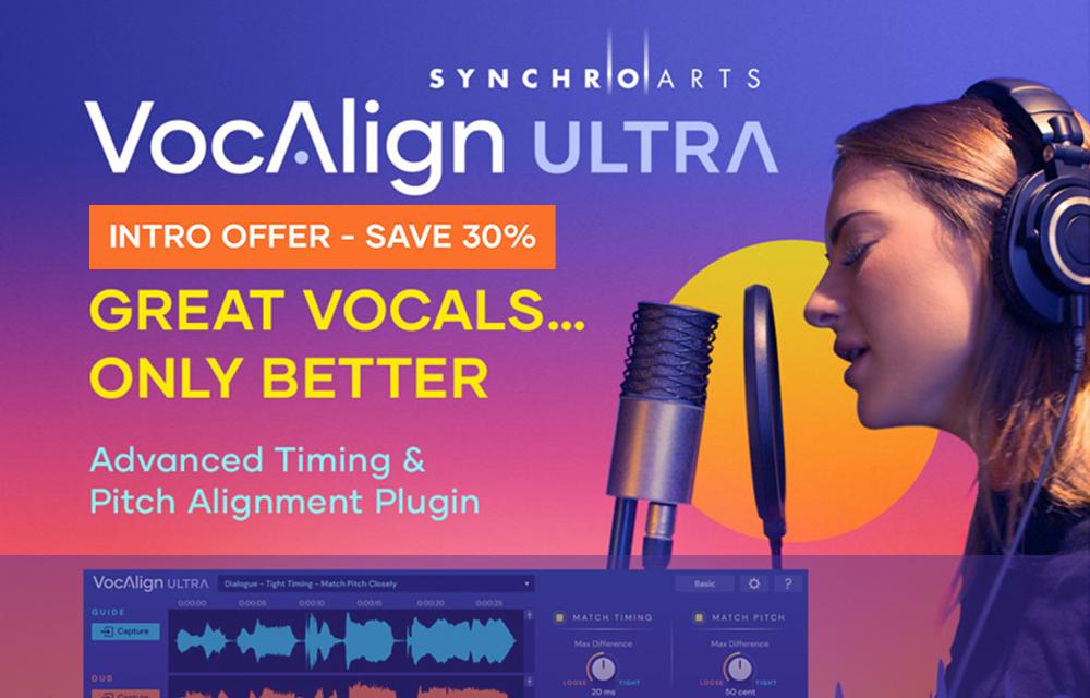 VocAlign Ultra Promo noch bis 28.02.2021