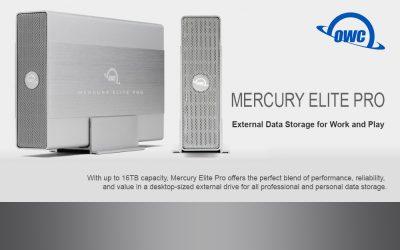 OWC Mercury Elite Pro externes Desktop Laufwerk