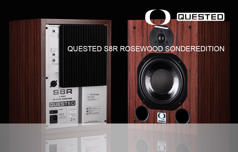 NEU: Quested S8R Sonderedition