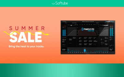 Softube Summer Sale – bis 30.06.2021
